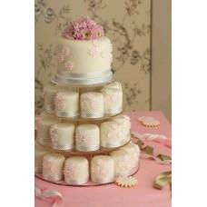 Торт с капкейками №11